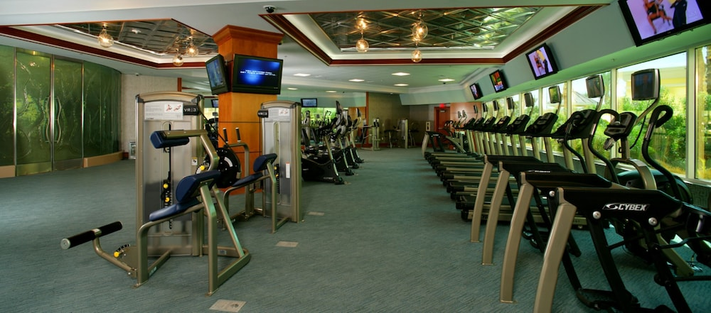 Fitness Facility, South Point Hotel, Casino, and Spa