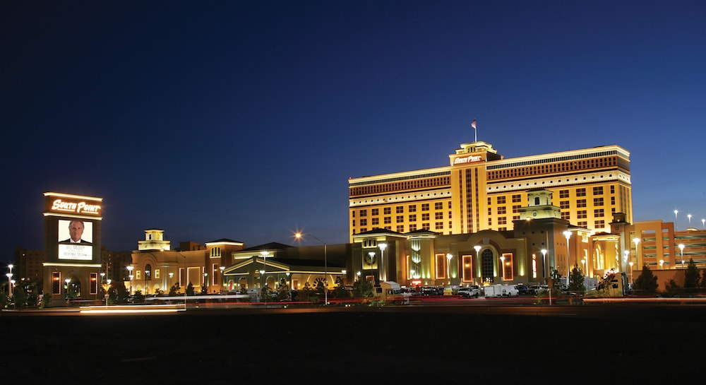 Front of Property - Evening/Night, South Point Hotel, Casino, and Spa