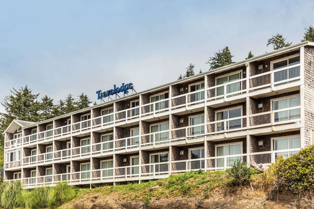 Exterior, Travelodge by Wyndham Depoe Bay