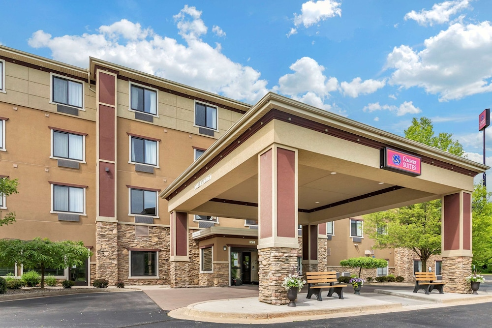 Exterior, Comfort Suites Grand Rapids North