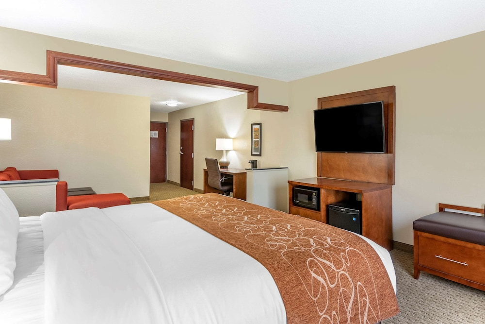 Room, Comfort Suites Grand Rapids North
