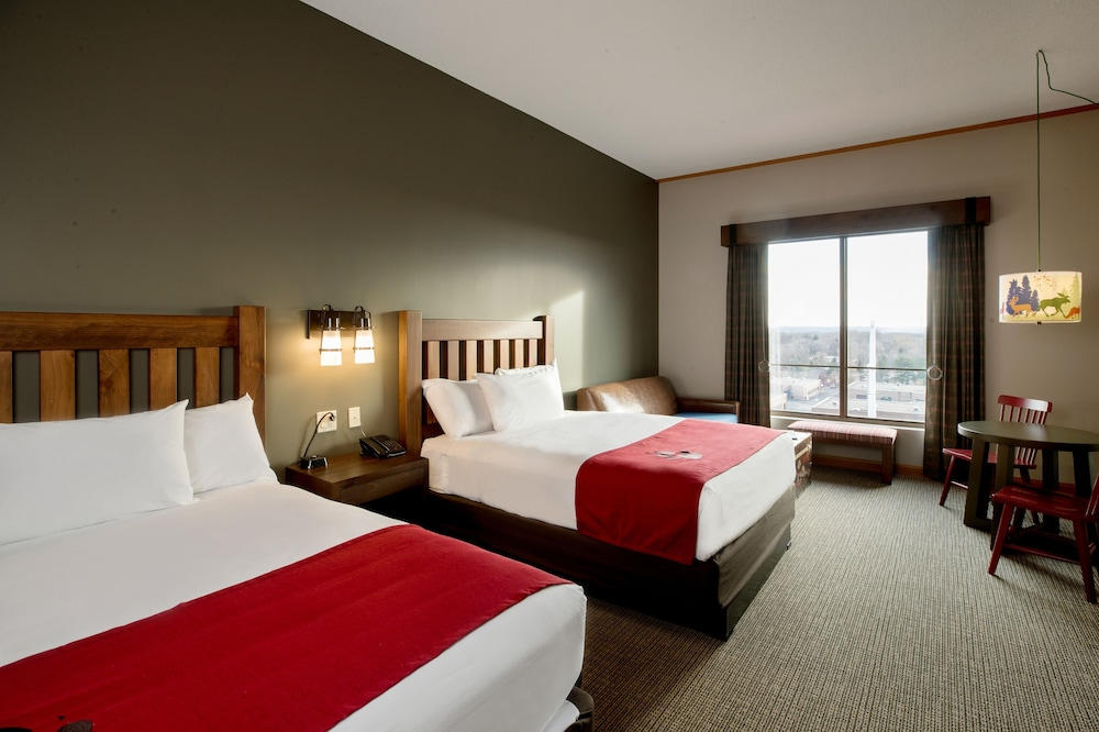 Room, Great Wolf Lodge Bloomington