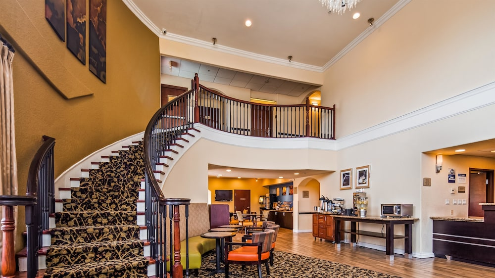 Lobby, Best Western Mainland Inn & Suites