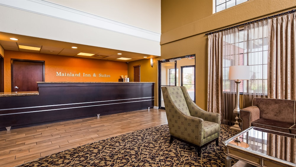 Reception, Best Western Mainland Inn & Suites