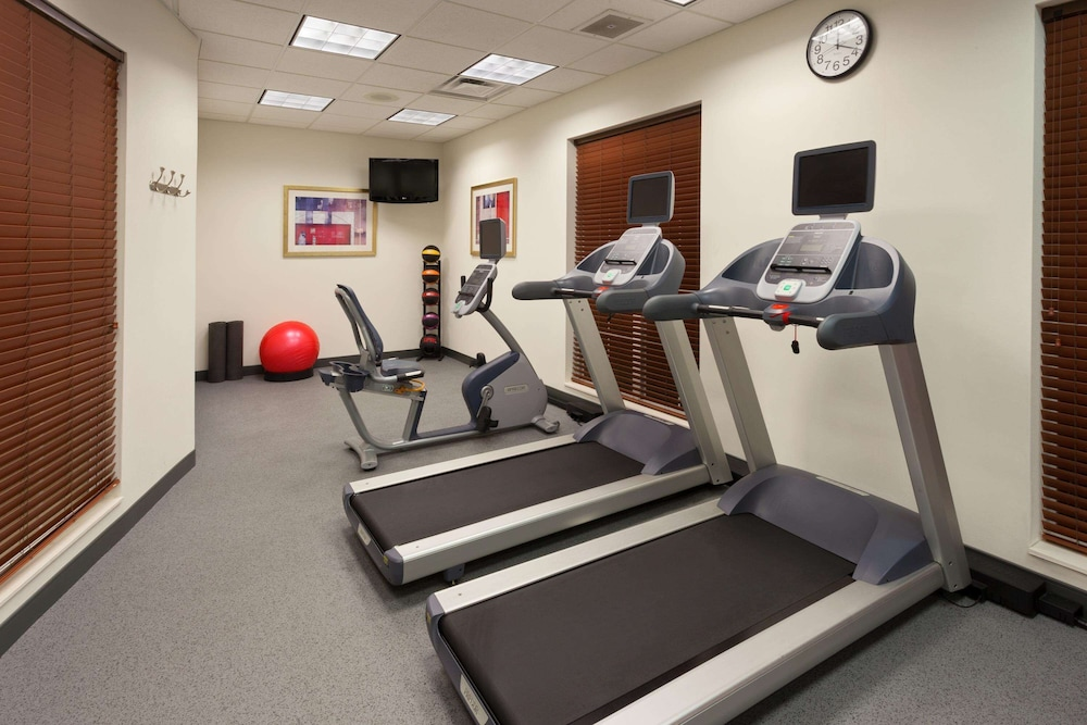Fitness Facility, Homewood Suites by Hilton Gainesville