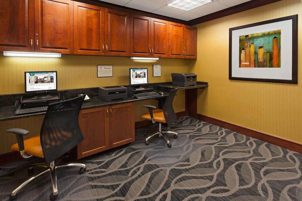Business Center, Homewood Suites by Hilton Gainesville