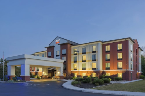 Fairfield Inn & Suites Bridgewater Branchburg/Somerville