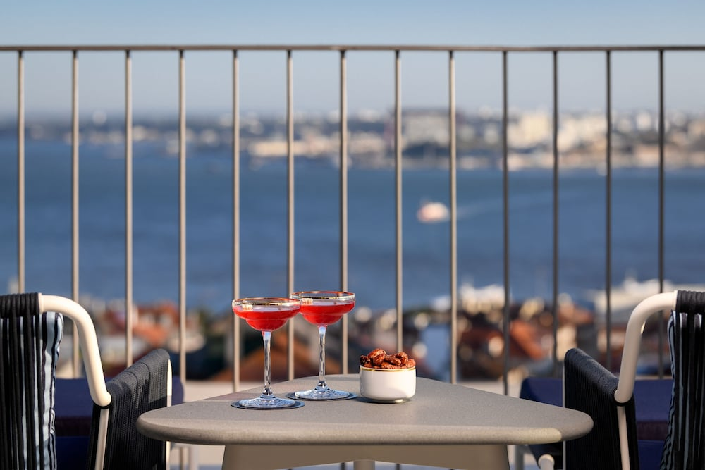 View from Property, Bairro Alto Hotel