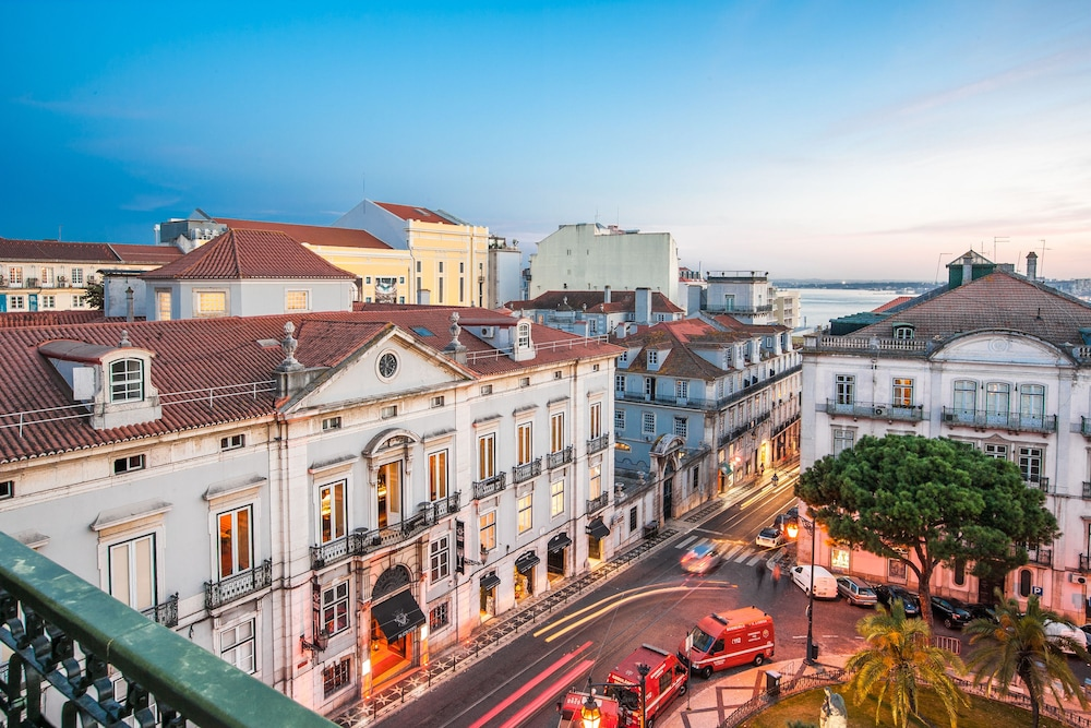 City View from Property, Bairro Alto Hotel