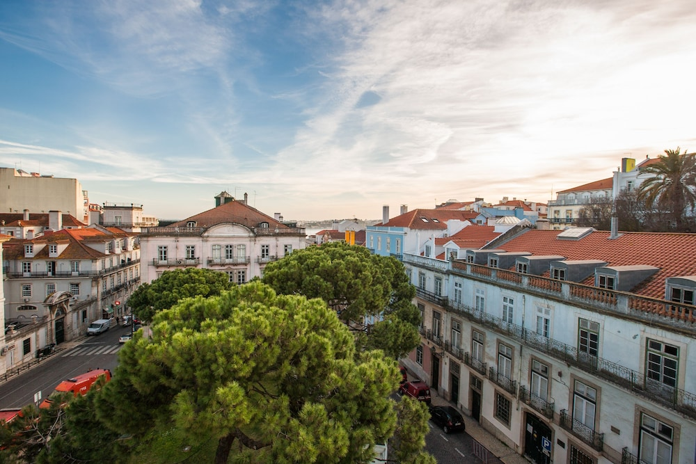 View from Room, Bairro Alto Hotel