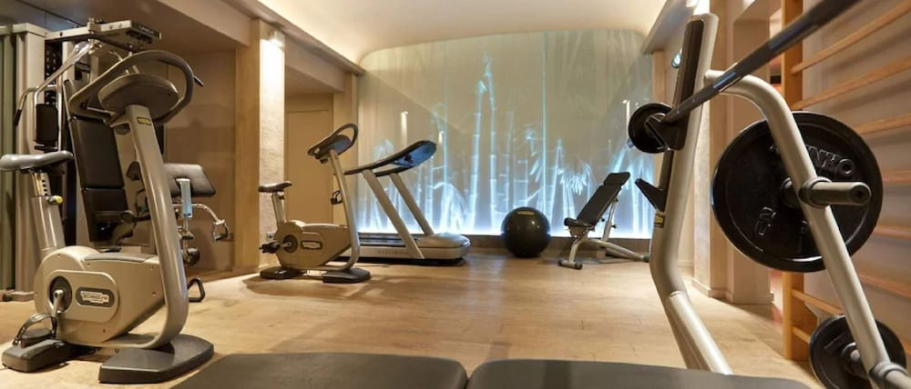 Fitness Facility, Hôtel du Petit Moulin – Small Luxury Hotels of the World