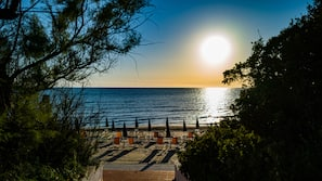 Spiaggia privata nelle vicinanze, ombrelloni, teli da spiaggia