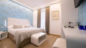 In-room safe, soundproofing, free WiFi, linens