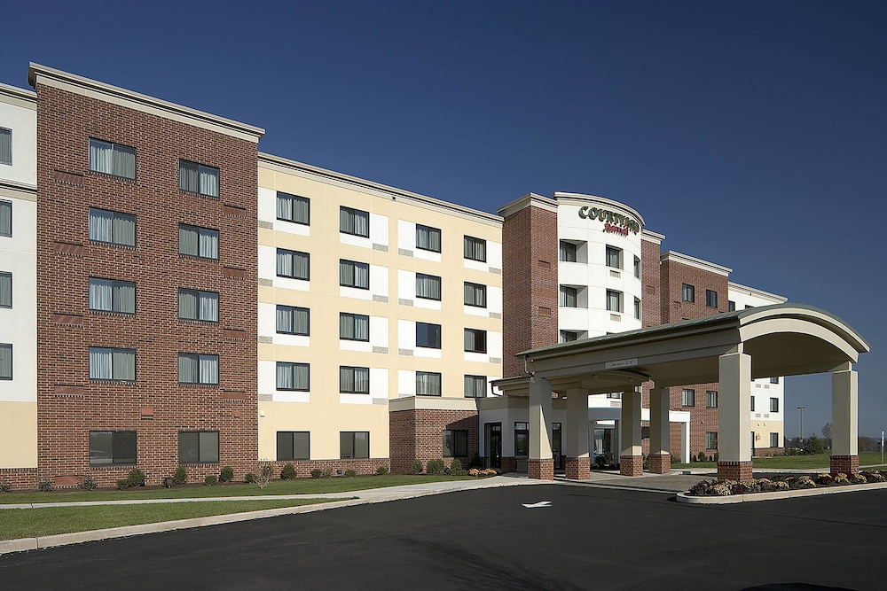 Courtyard By Marriott Philadelphia Valley Forge/Collegeville ...