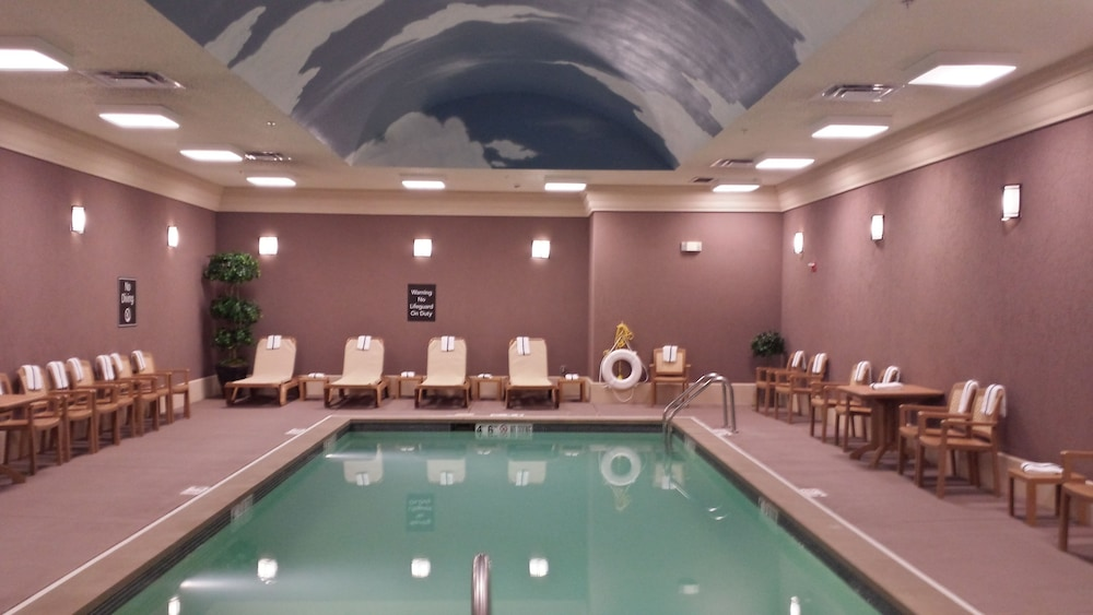 Indoor Pool, Homewood Suites by Hilton Indianapolis-Downtown