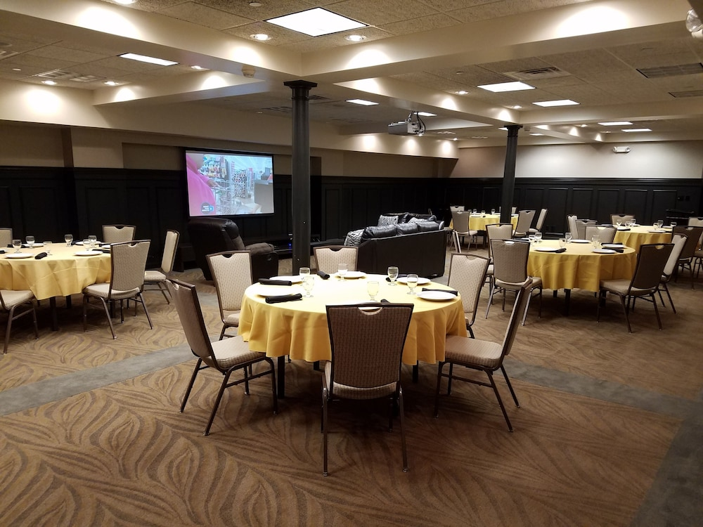 Banquet Hall, Homewood Suites by Hilton Indianapolis-Downtown