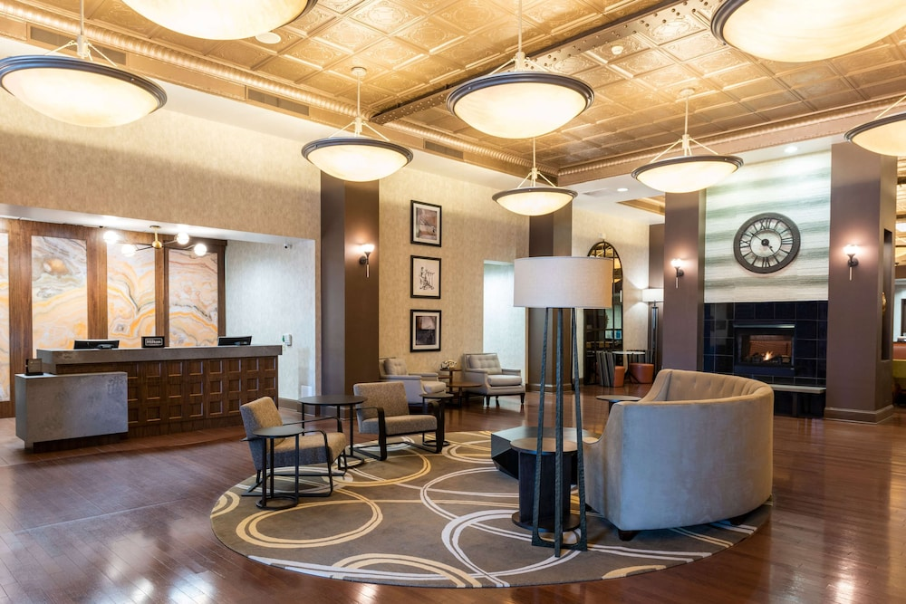 Reception, Homewood Suites by Hilton Indianapolis-Downtown