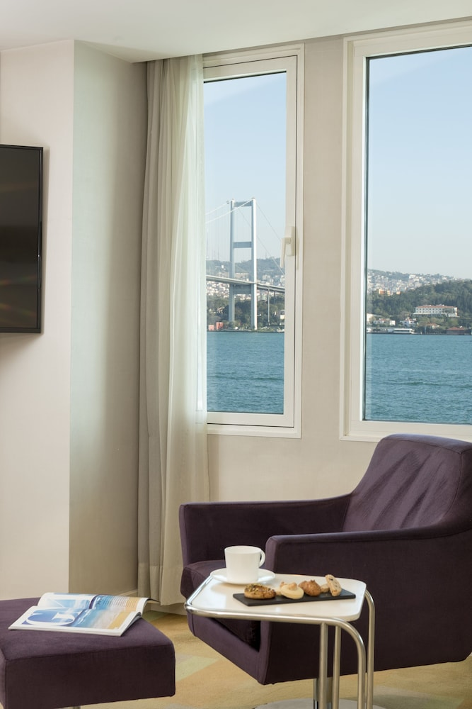 View from Room, Radisson Blu Bosphorus Hotel, Istanbul
