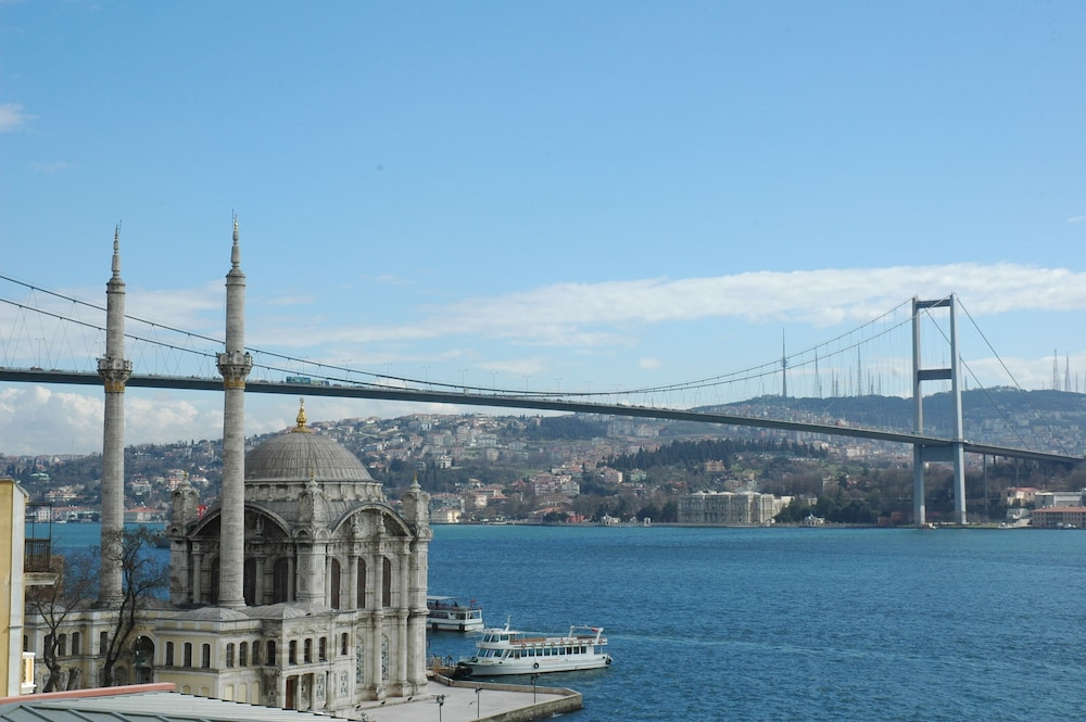 View from Property, Radisson Blu Bosphorus Hotel, Istanbul