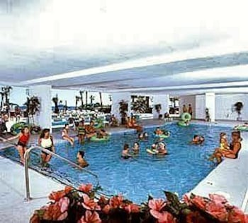 Indoor Pool, Boardwalk Beach Resort
