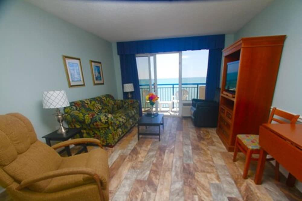 Living Room, Boardwalk Beach Resort