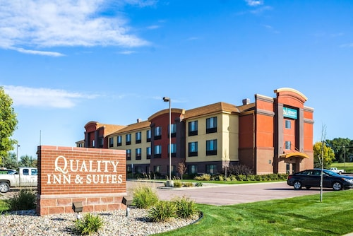 Check Expedia for Availability of Quality Inn & Suites Airport North
