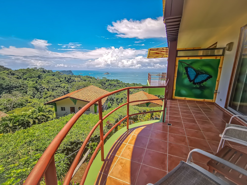 Balcony, Si Como No Resort, Spa and Wildlife Refuge