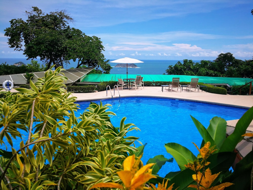 Outdoor Pool, Si Como No Resort, Spa and Wildlife Refuge