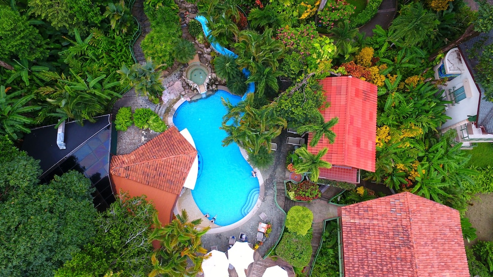 Aerial View, Si Como No Resort, Spa and Wildlife Refuge