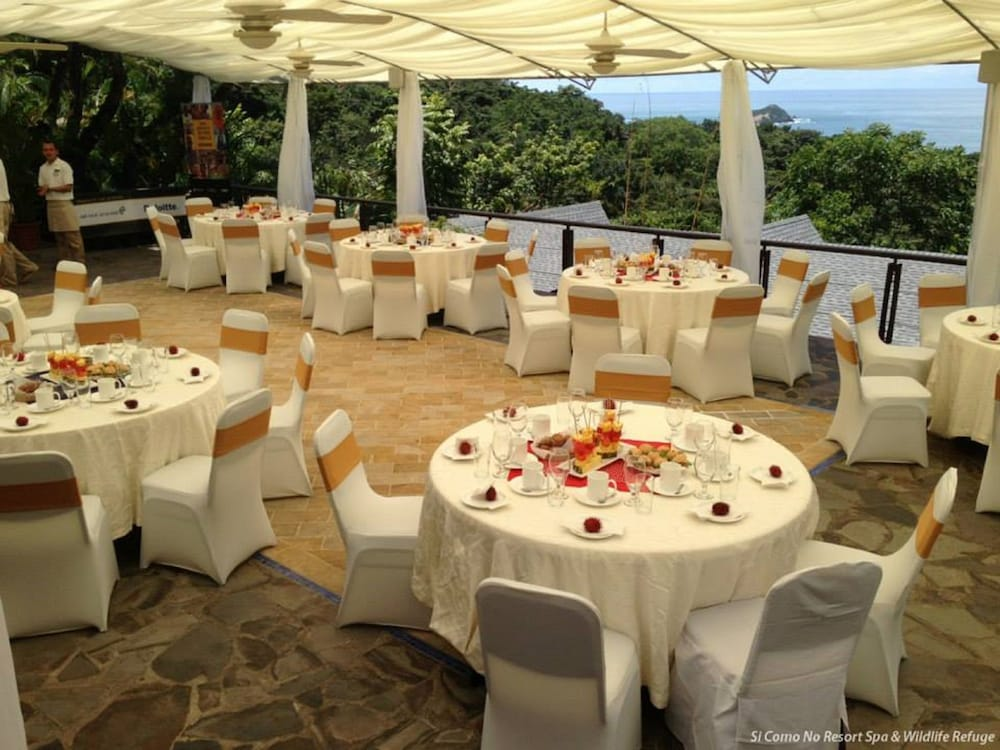 Indoor Wedding, Si Como No Resort, Spa and Wildlife Refuge