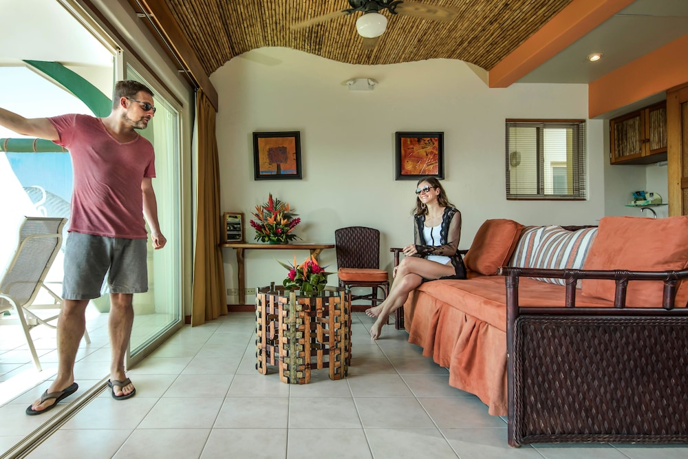 Living Room, Si Como No Resort, Spa and Wildlife Refuge
