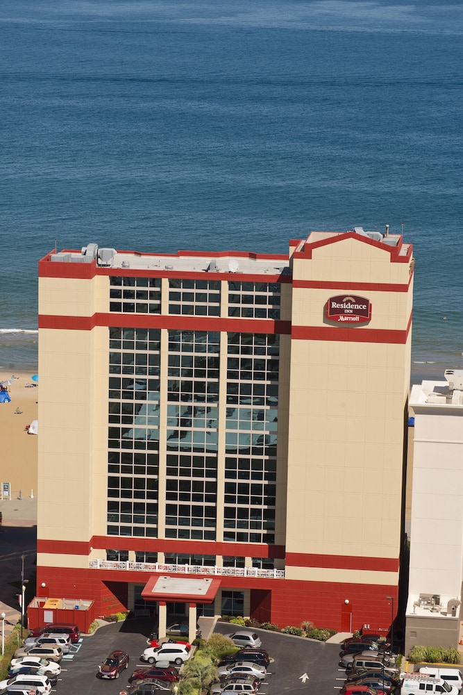 Residence Inn By Marriott Virginia Beach Oceanfront In