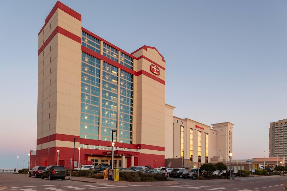 Exterior, Residence Inn by Marriott Virginia Beach Oceanfront