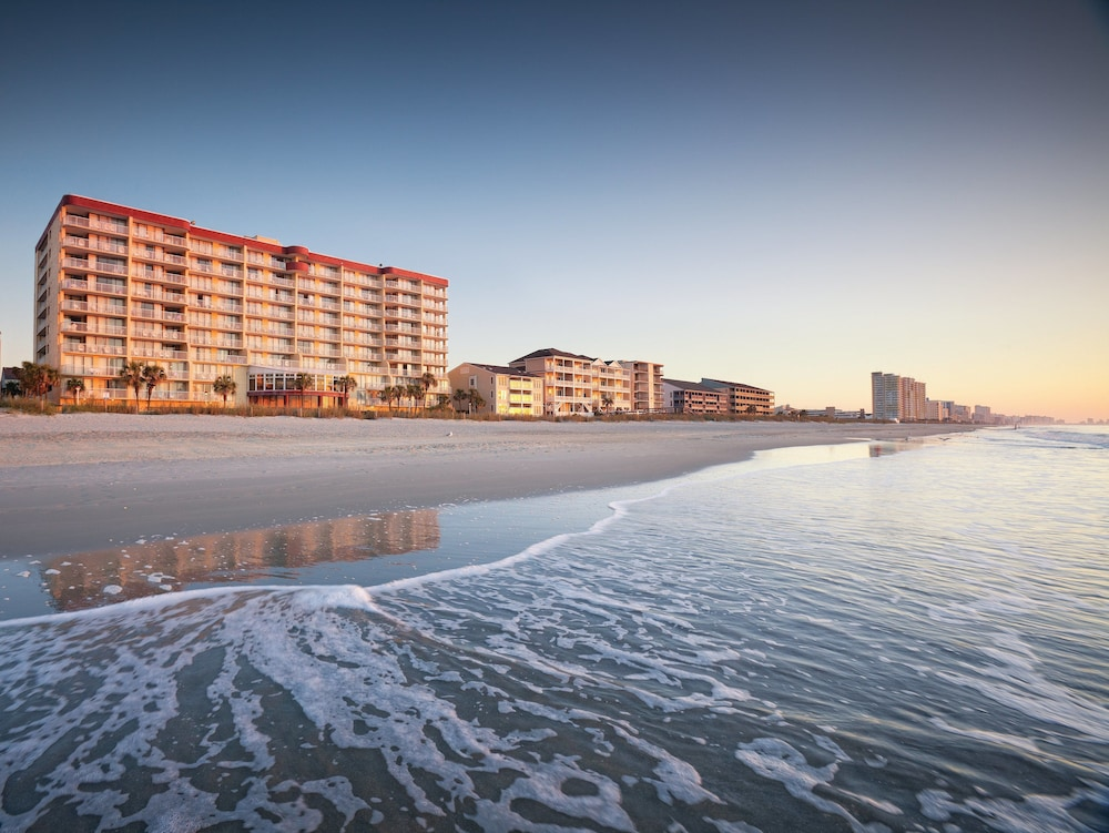 Wyndham Westwinds in Myrtle Beach | Hotel Rates & Reviews on