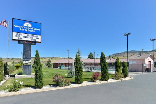 Americas Best Value Inn & Suites Klamath Falls