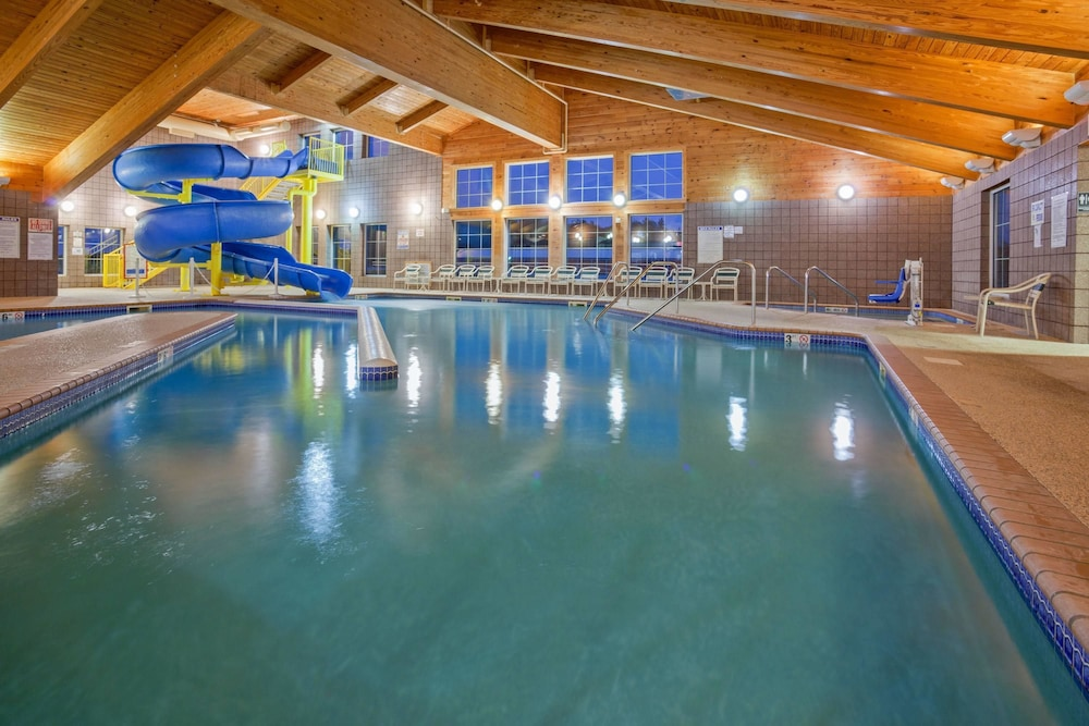 Pool, AmericInn by Wyndham Wetmore Munising