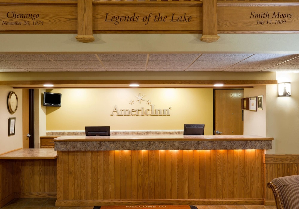 Reception, AmericInn by Wyndham Wetmore Munising