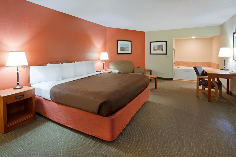 Room, AmericInn by Wyndham Wetmore Munising