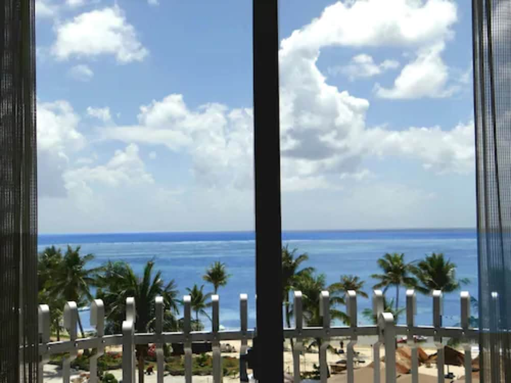 Balcony View, Kanoa Resort Saipan