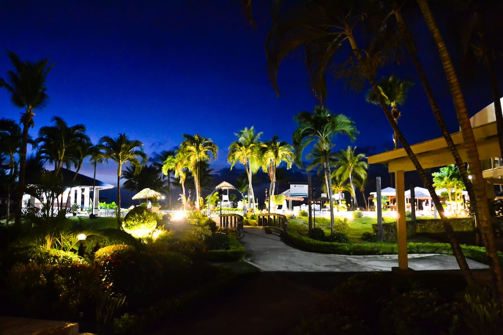 Property Grounds, Kanoa Resort Saipan