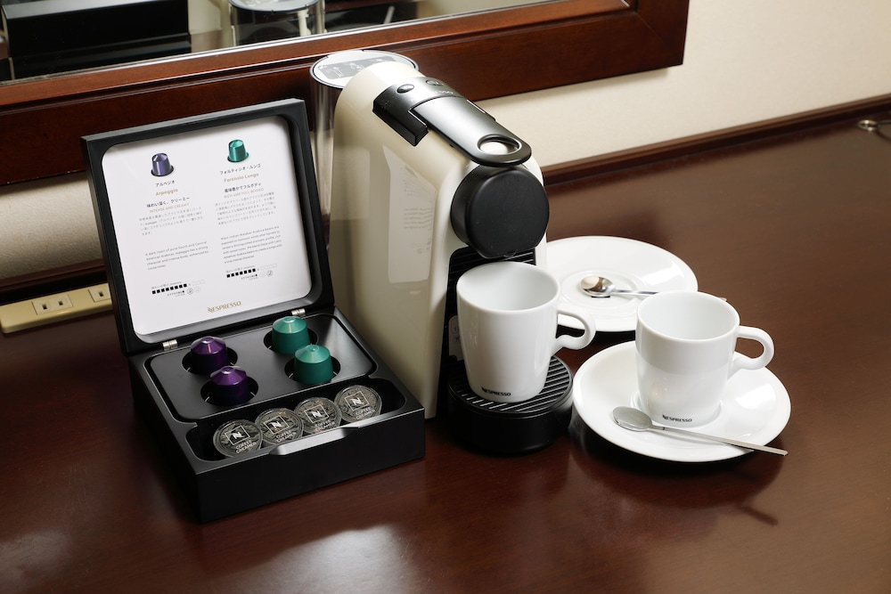 Coffee and/or Coffee Maker, ANA Crowne Plaza Okayama