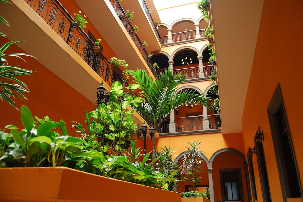 Interior, Hotel Morales Historical & Colonial Downtown Core