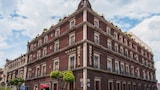 Hotel Morales Historical & Colonial Downtown Core - Guadalajara Hotels