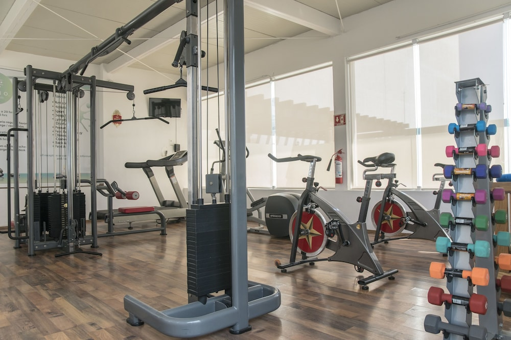 Fitness Facility, Hotel Morales Historical & Colonial Downtown Core