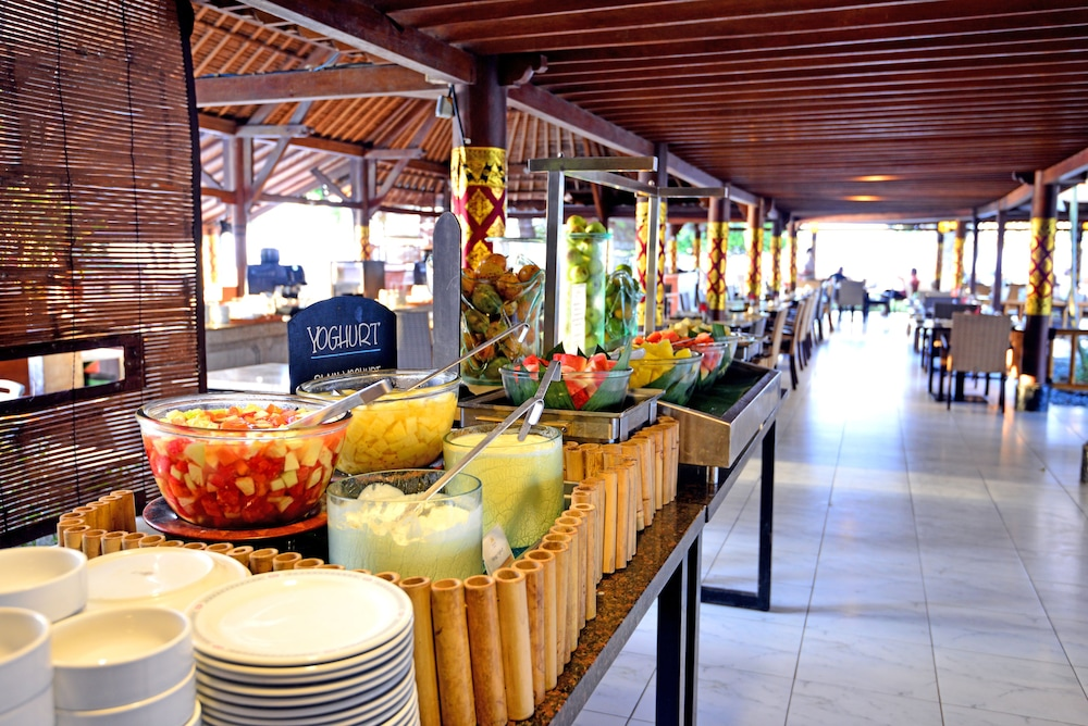 Breakfast buffet, Prama Sanur Beach Bali