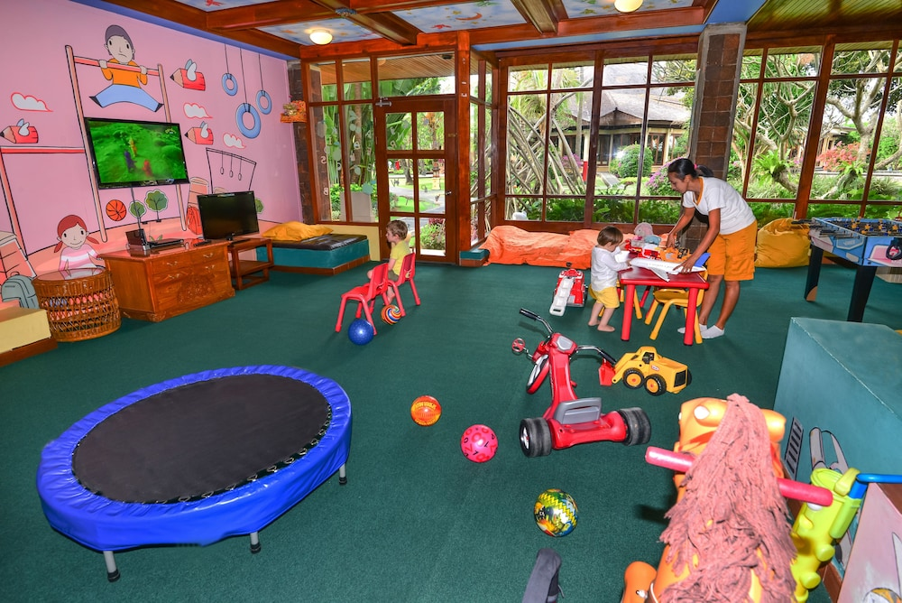 Children's Play Area - Indoor, Prama Sanur Beach Bali