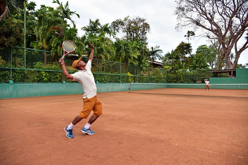 Tennis Court, Prama Sanur Beach Bali