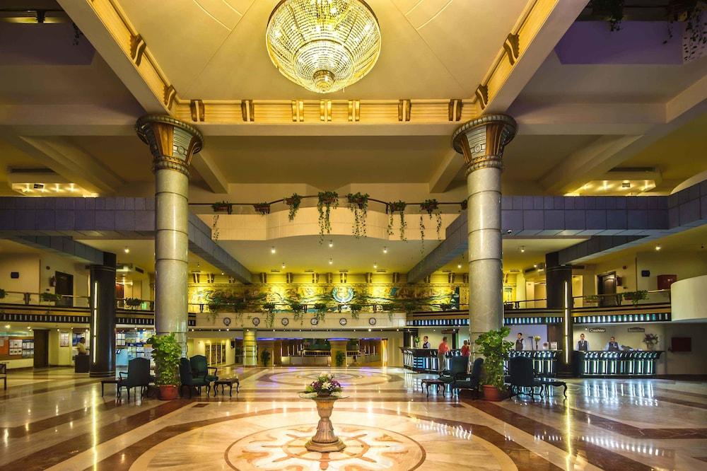 Seagull Beach Resort All Inclusive 4 0 Van 5 Hoofdafbeelding Ingang Binnen