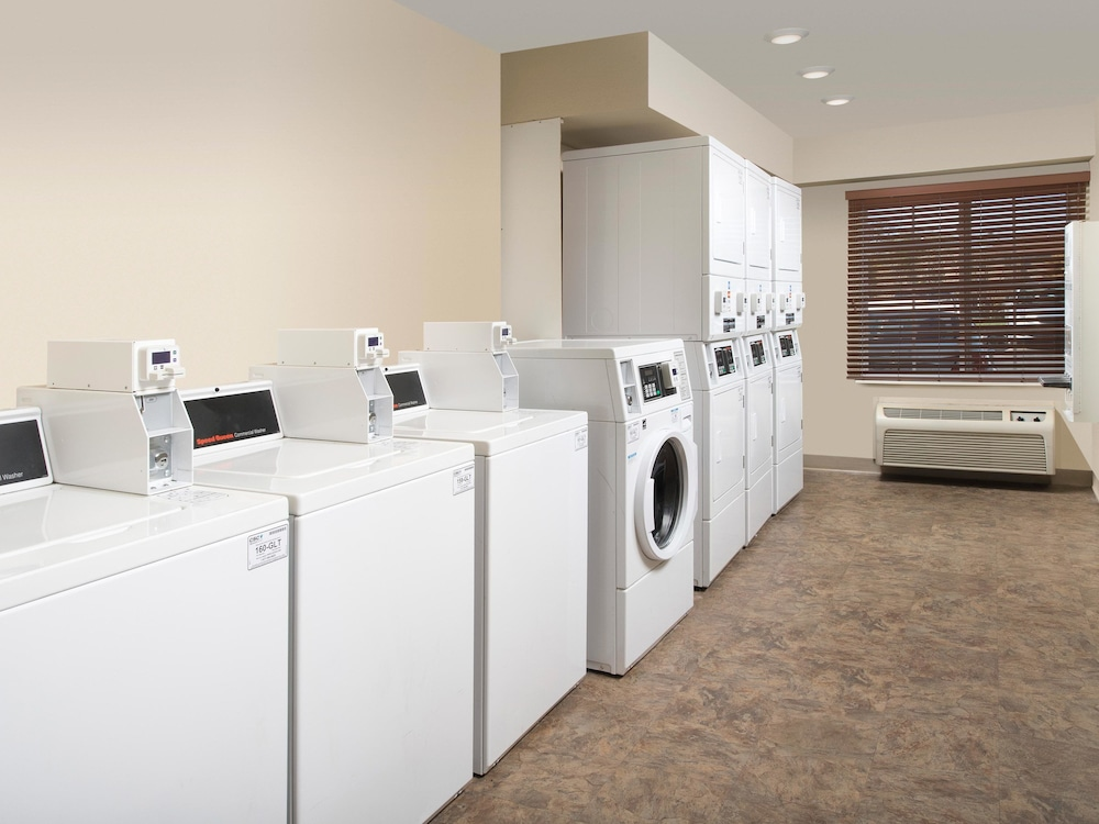Laundry Room, WoodSpring Suites Kansas City South