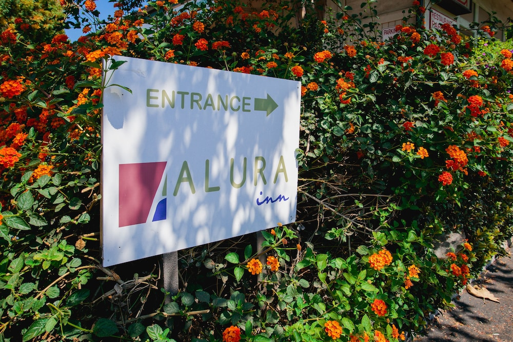 Property Entrance, Alura Inn
